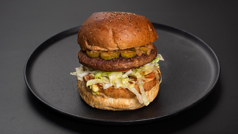 Fitt Vegan burger