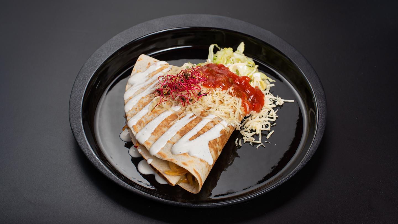 Fitt Quesadilla vegetáriánus