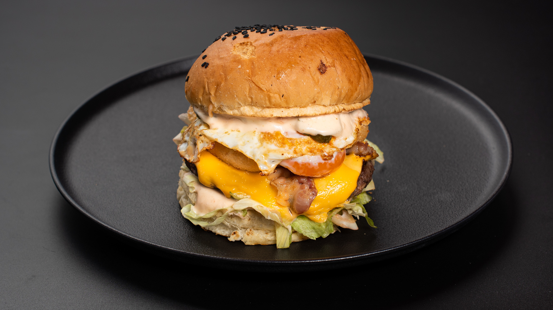 Zero burger